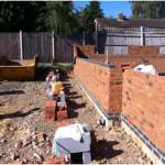 Brickwork in Northampton