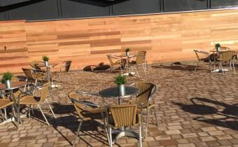 Abingdon Park Cafe Extension